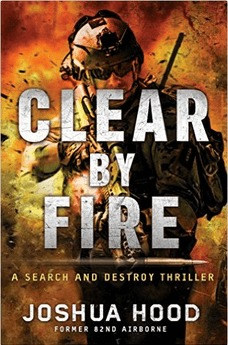 Clear by Fire thriller