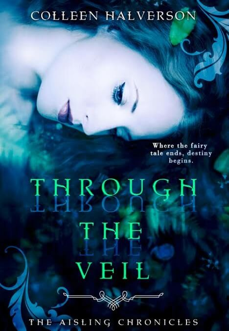 Through the Veil cover reveal